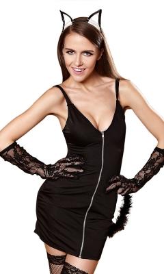 Bunny Love lingerie costume