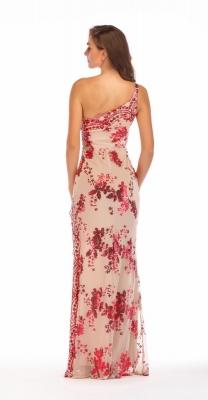 Flower Classic Seduction Dress