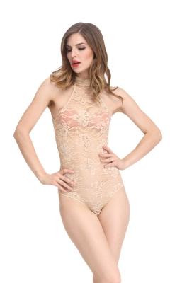 Back Talk Body lace Teddy