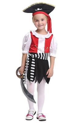 Hot Treasure Pirate costume