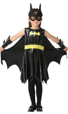 Lovely Bat Heroine Costume
