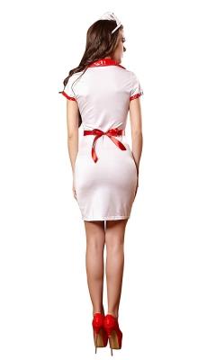 R.Eally N.Aughty Costume