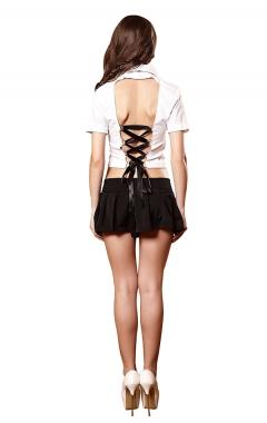 Sexy Dean's List Diva Costume