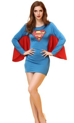 Superhero Costume KA POW!